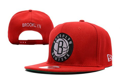 Brooklyn Nets NBA Snapback Hat TY001