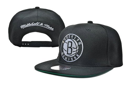 Brooklyn Nets NBA Snapback Hat XDF142