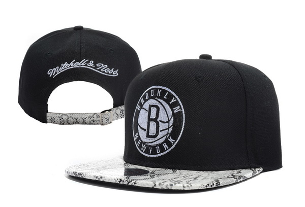 Brooklyn Nets NBA Snapback Hat XDF228