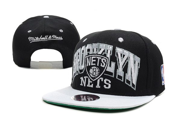 Brooklyn Nets NBA Snapback Hat XDF276