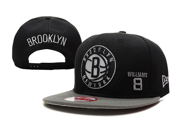 Brooklyn Nets NBA Snapback Hat XDF280