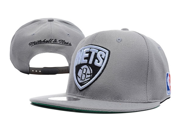 Brooklyn Nets NBA Snapback Hat XDF287