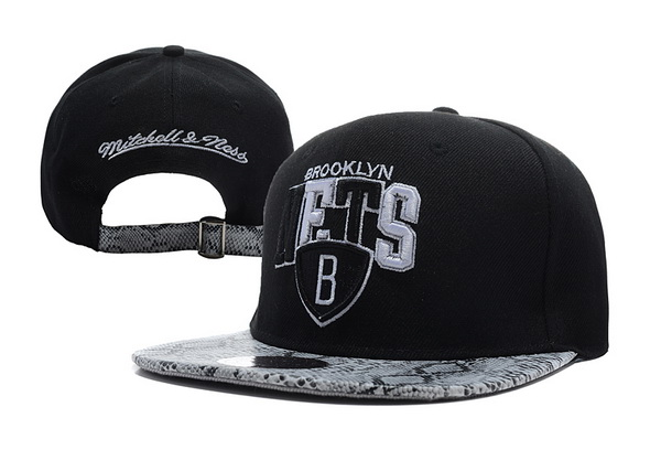 Brooklyn Nets NBA Snapback Hat XDF334