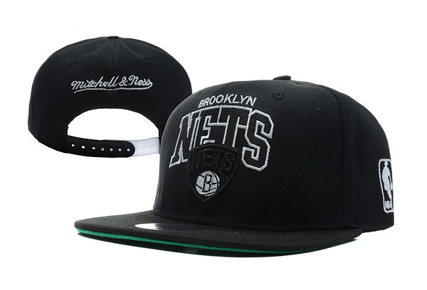 Brooklyn Nets NBA Snapback Hat XDF341