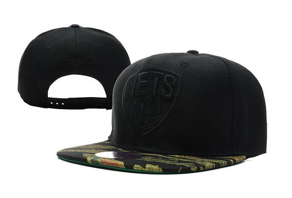 Brooklyn Nets NBA Snapback Hat XDF344