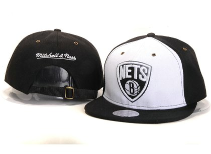 Brooklyn Nets New Snapback Hat YS E09