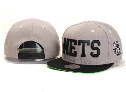 Brooklyn Nets New Snapback Hat YS E11