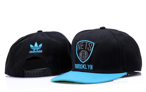 Brooklyn Nets NBA Snapback Hat YS149