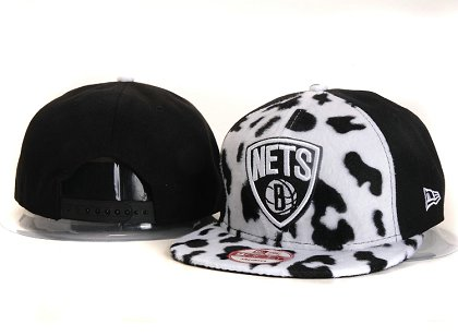 Brooklyn Nets New Snapback Hat YS E25