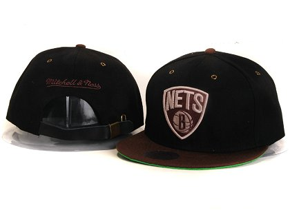 Brooklyn Nets New Snapback Hat YS E38