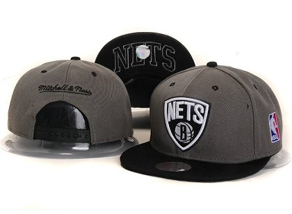 Brooklyn Nets New Snapback Hat YS E48