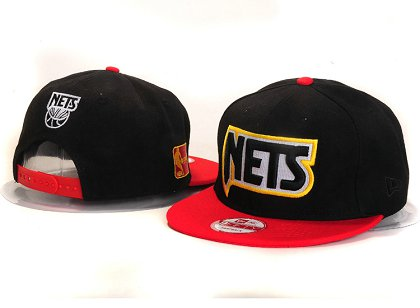 Brooklyn Nets New Snapback Hat YS E66