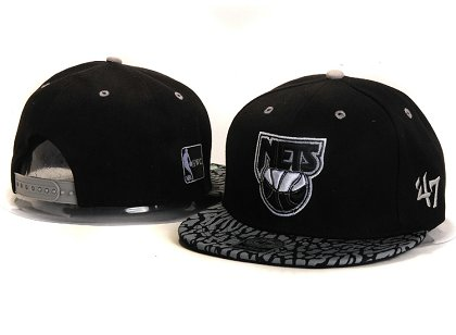 Brooklyn Nets New Type Snapback Hat YS5610