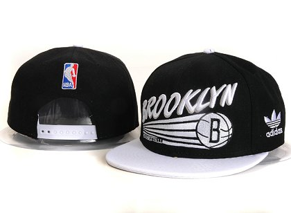 Brooklyn Nets Snapback Hat New Type YS 983