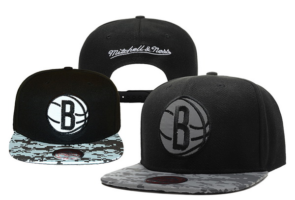 Brooklyn Nets Hat XDF 150624 19