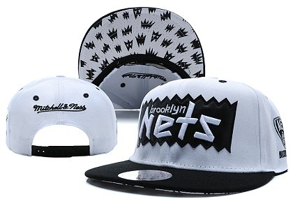 Brooklyn Nets Hat LX 150323 07