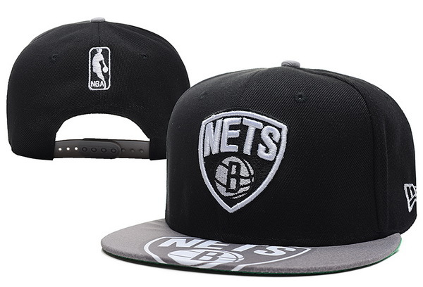 Brooklyn Nets Snapback Hat XDF 0512