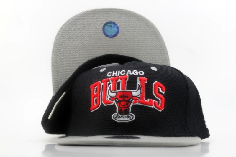 Chicago Bulls Snapback Hat QH