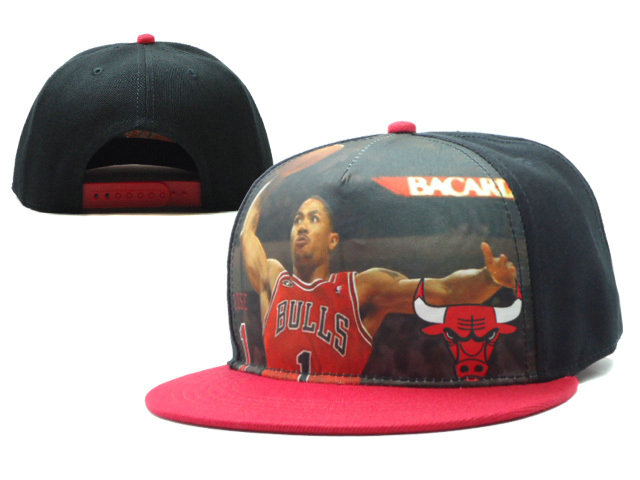 Chicago Bulls Snapback Hat SF 2 0528