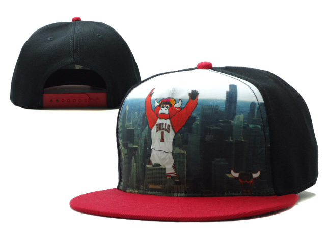 Chicago Bulls Snapback Hat SF 0528