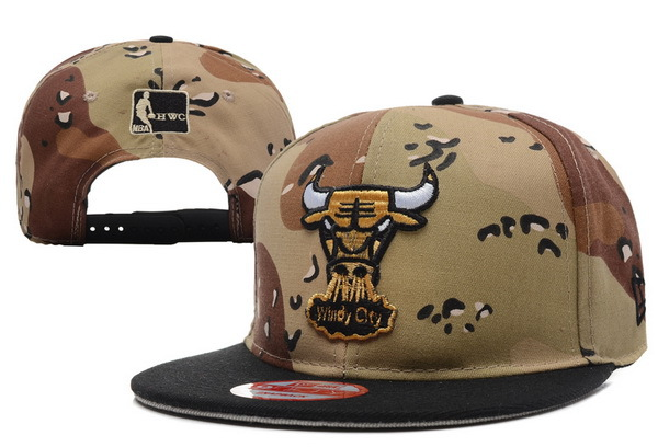 Chicago Bulls Snapback Hat XDF 0528