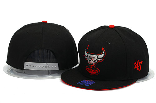 Chicago Bulls Snapback Hat YS 1 0606