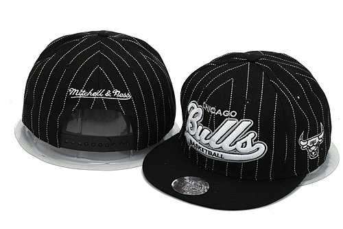 Chicago Bulls Snapback Hat YS 0606