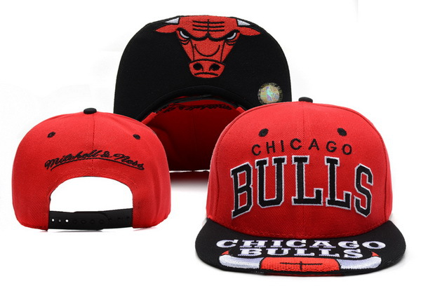 Chicago Bulls Snapback Hat XDF 31