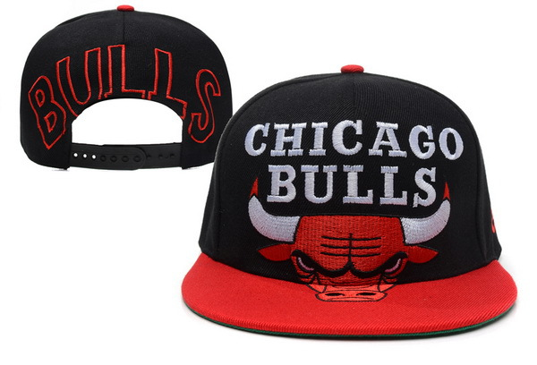 Chicago Bulls Snapback Hat XDF 32