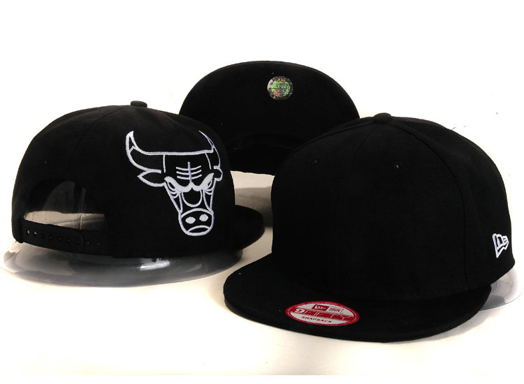 Chicago Bulls Snapback Hat YS 8