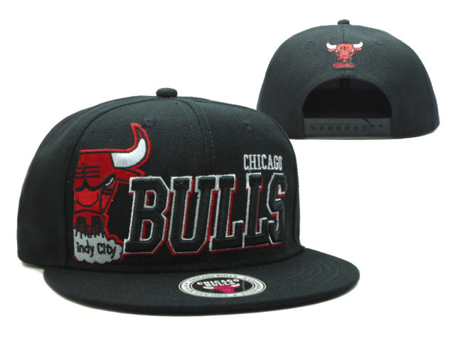 Chicago Bulls Snapback Hat SF 0701