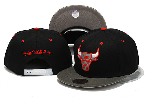 Chicago Bulls Snapback Hat YS 13