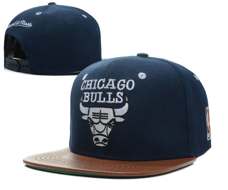 Chicago Bulls Snapback Hat SD 1
