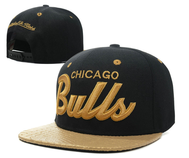 Chicago Bulls Snapback Hat SD 5