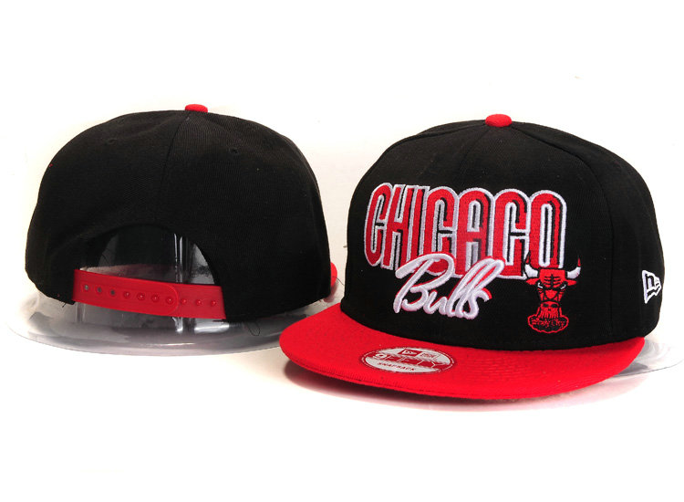 Chicago Bulls Snapback Hat YS