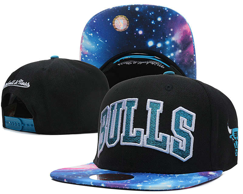 Chicago Bulls Snapback Hat SD 11