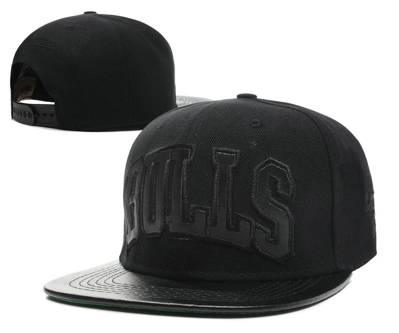 Chicago Bulls Snapback Hat SD 13