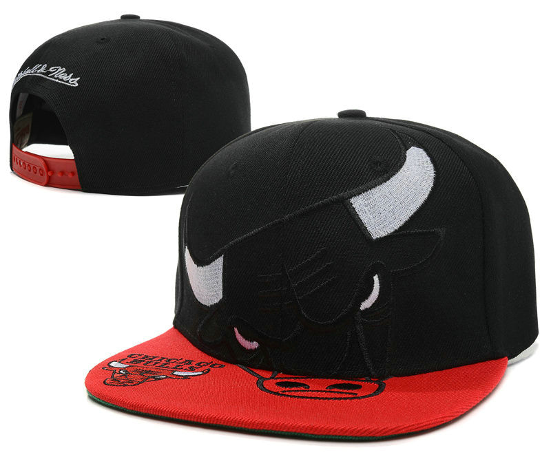 Chicago Bulls Snapback Hat SD 15