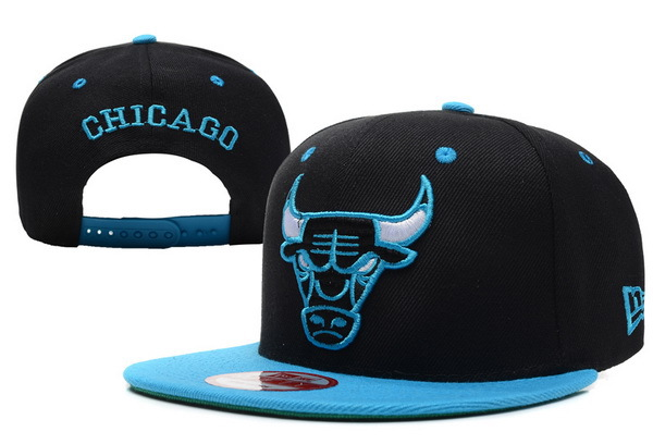 Chicago Bulls Snapback Hat XDF 33