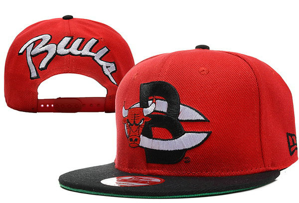Chicago Bulls Snapback Hat XDF 38