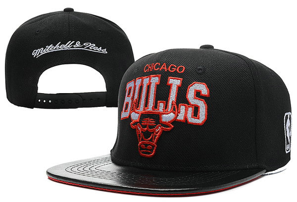 Chicago Bulls Snapback Hat XDF 42