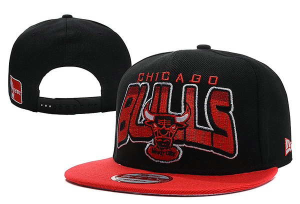 Chicago Bulls Snapback Hat XDF 43