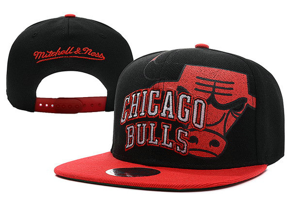 Chicago Bulls Snapback Hat XDF 44