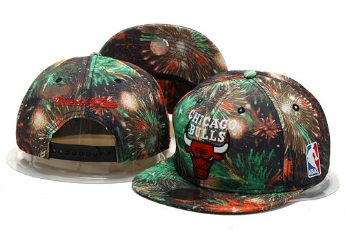 Chicago Bulls Hat 0903 (4)