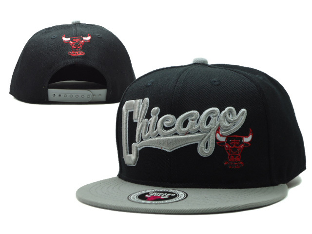 Chicago Bulls Snapback Hat SF 0613