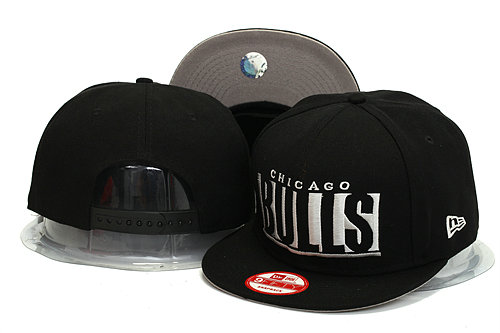 Chicago Bulls Snapback Hat YS 1 0613