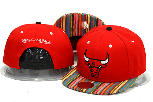 Chicago Bulls Snapback Hat YS 3 0613