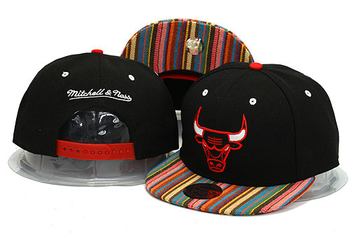 Chicago Bulls Snapback Hat YS 4 0613
