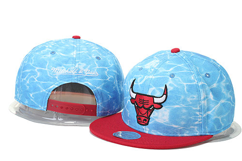 Chicago Bulls Snapback Hat 1 GS 0620