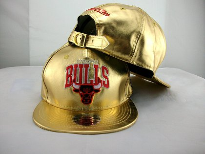Chicago Bulls Snapback Hat JT 140802 18